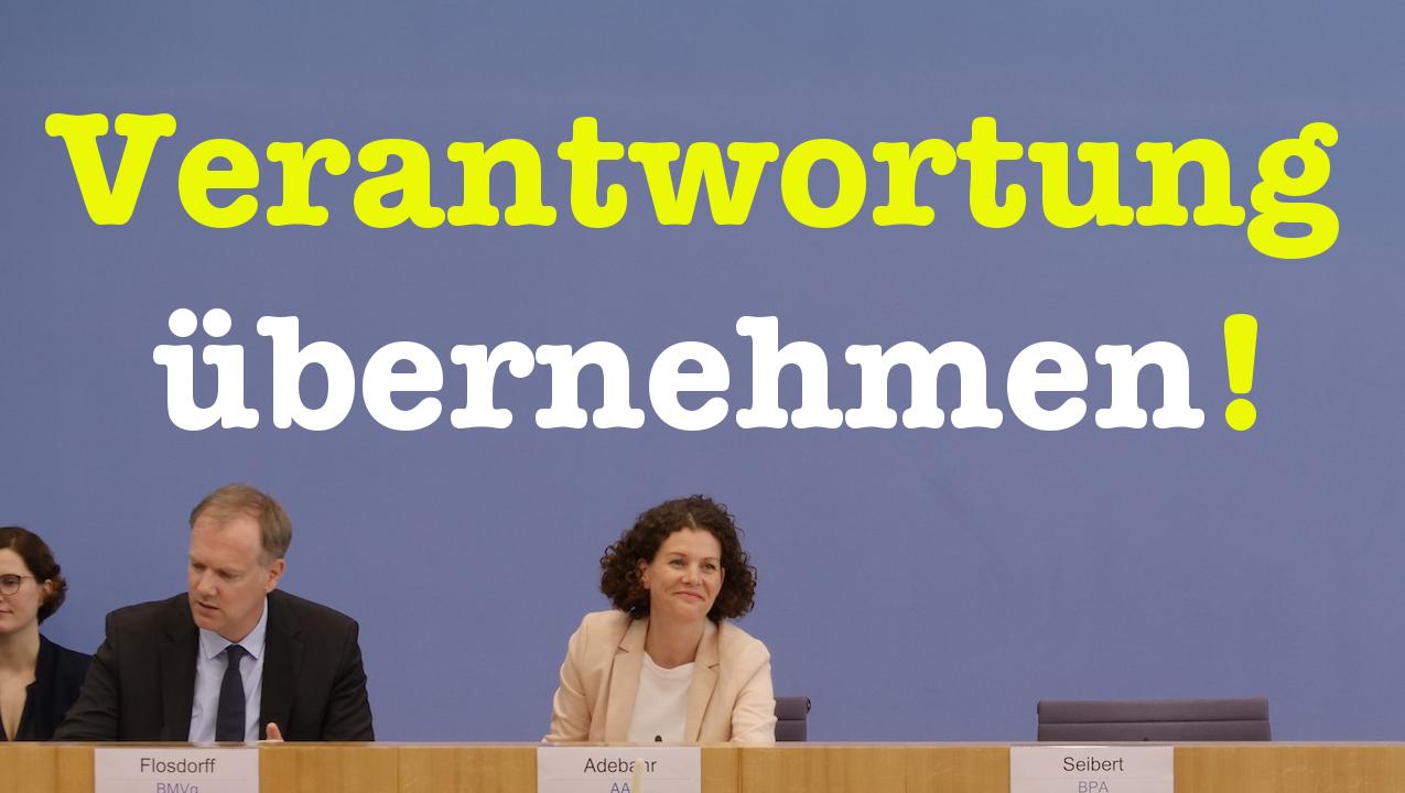 Bundesregierung für Desinteressierte: Sehenswerte BPK vom ...