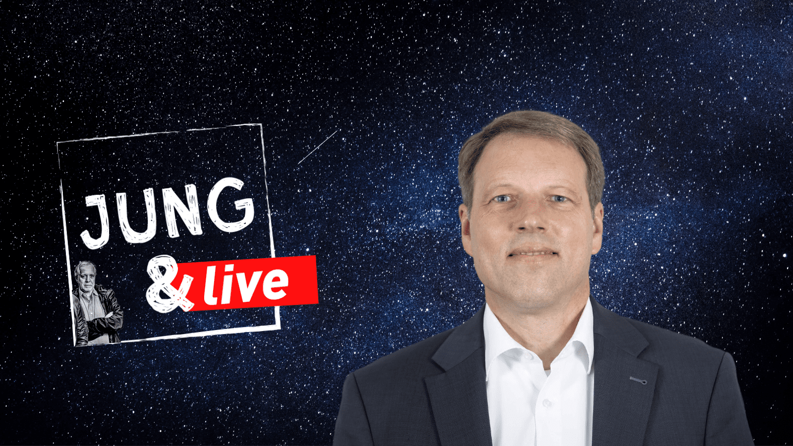 Jung&Live #21 mit Steuerexperte Stefan Bach (DIW)