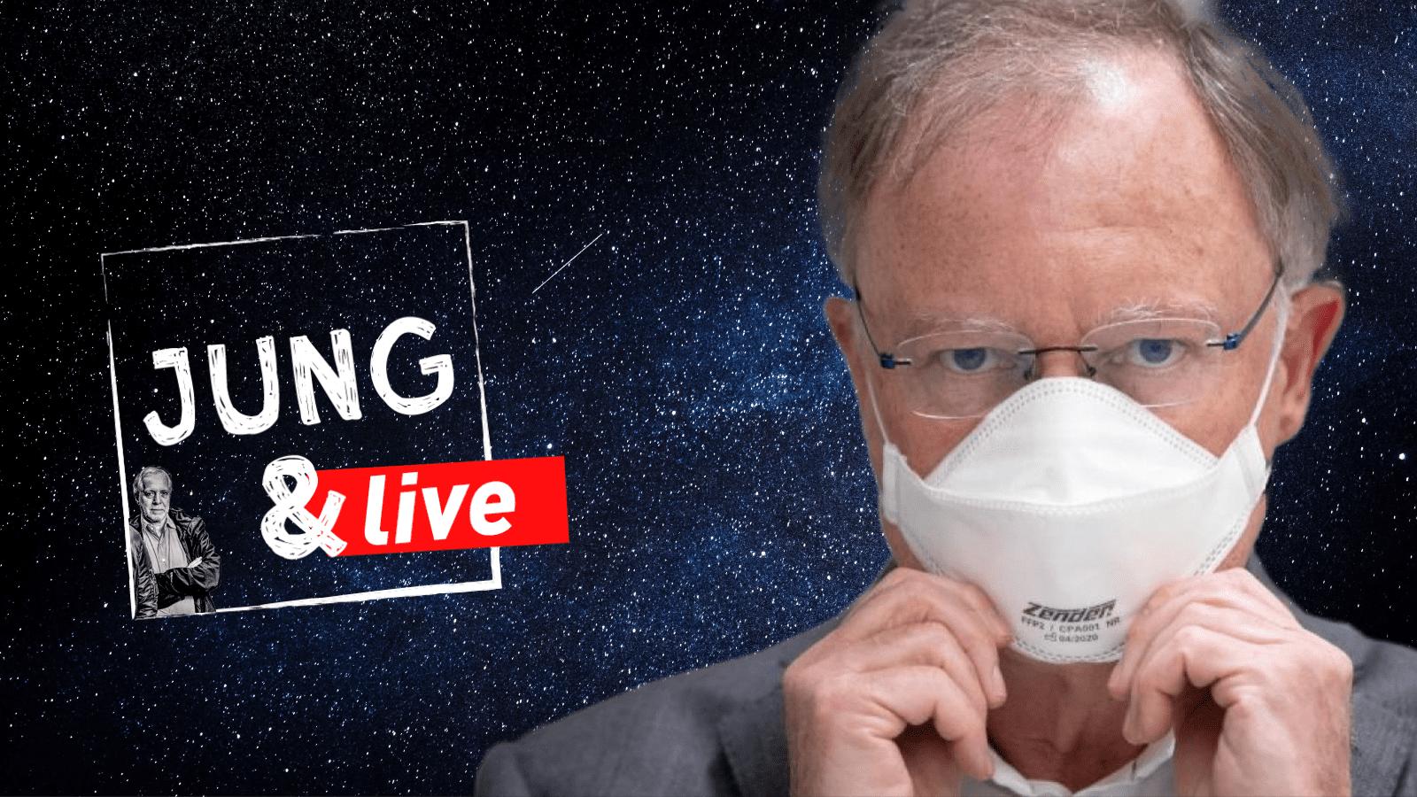 Jung & Live #20 mit Niedersachsens Ministerpräsidenten Stephan Weil (SPD)