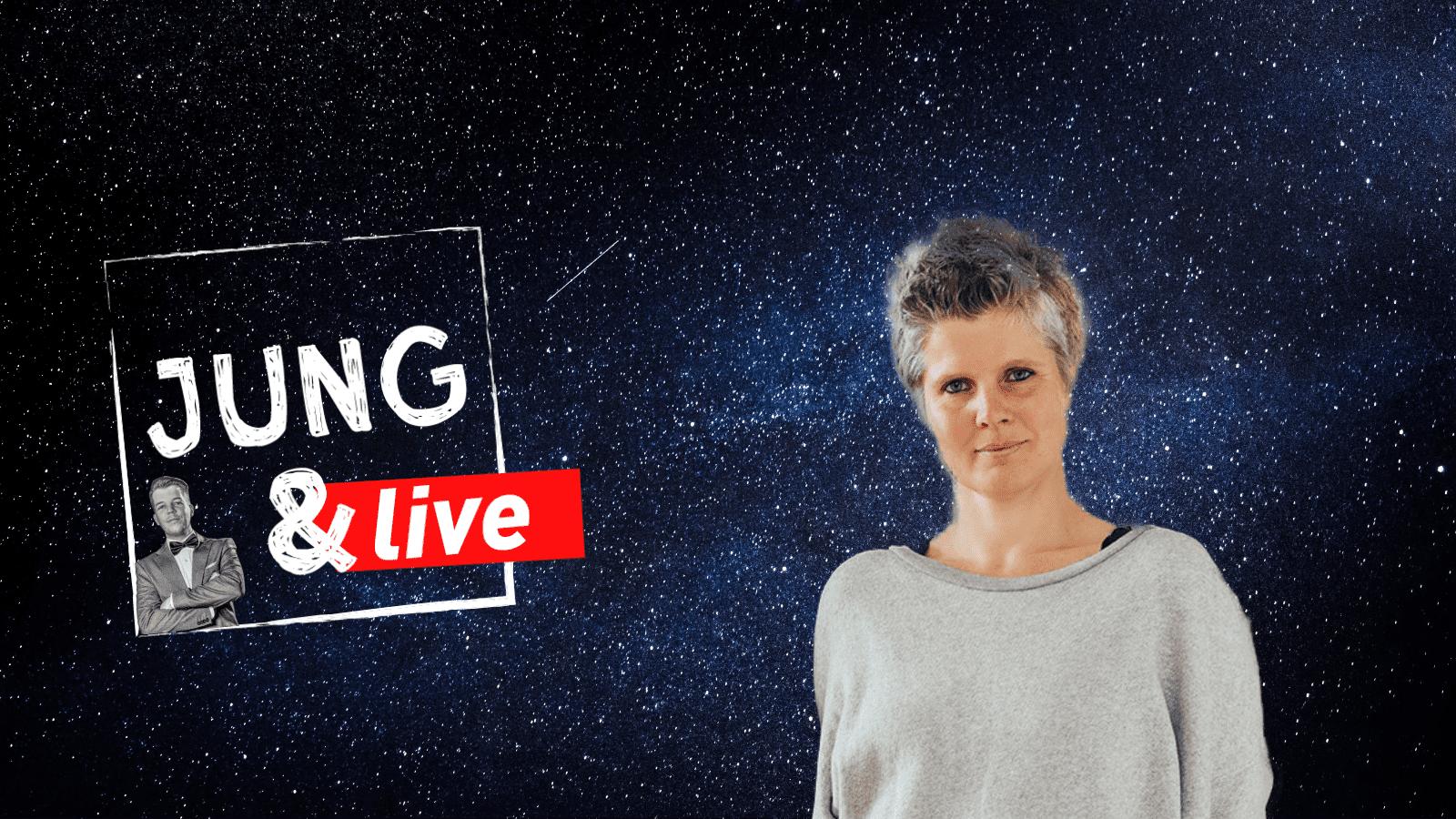 Jung & Live #25 mit Philosophin Svenja Flaßpöhler