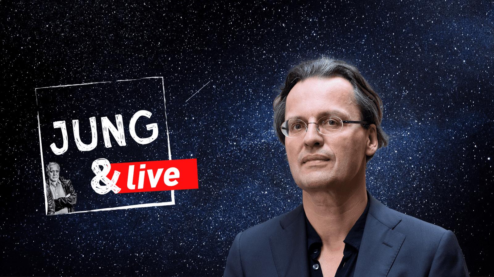 Jung & Live #28 mit Medienwissenschaftler Bernhard Pörksen
